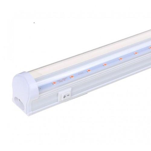Светильник светодиодный PPG T8i-1200 Agro 15Вт(для растений) Jazzway