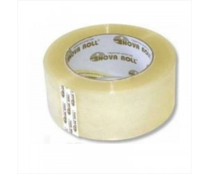 Скотч прозрачный (48мм*57м) Nova Roll(339251)