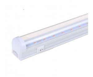 Светильник светодиодный PPG T8i- 900 Agro 12Вт( для растений) Jazzway