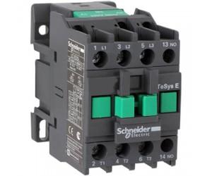 Контактор LC1E1210Q5 12A 380В 1НО АС3 TeSys(131350)