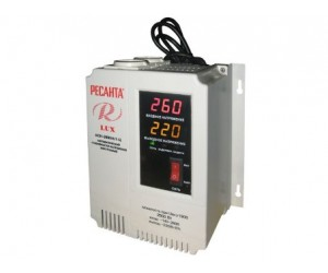 Стабилизатор  ACH- 2000Н/1-Ц Lux Ресанта