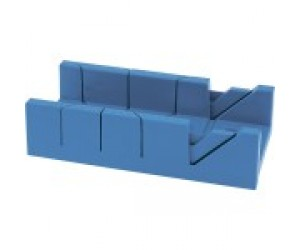 Стусло пластик. 300х100мм 4угла для запила СИБРТЕХ (22572)