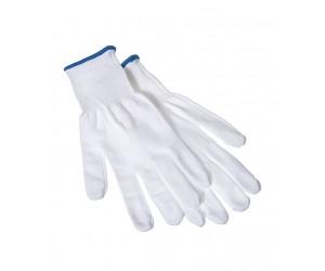 Перчатки нейлоновые с нитриловым обливом
