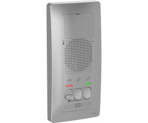 Домофон BLNDA000013 алюминий 25В Schneider Electric(526382)