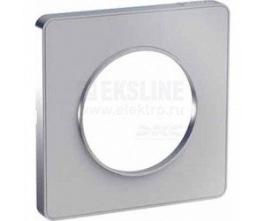 Рамка 1-м алюм. S53P802 ODACE (141490)