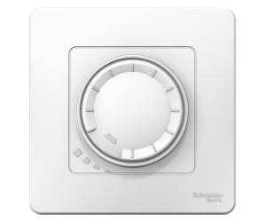 Бланка Диммер поворотно-нажим. белый 400Вт BLNSS040011(516252)