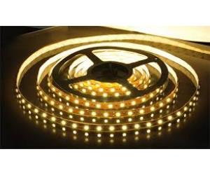 Лента светодиодная Navigator 71426 5050/60 14,4Вт/м 12В IP20 теплый бел.