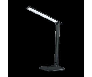 Настольная лампа LED ССП-21Б 4Вт сенсорн.выкл. бел. 500мА IN HOME