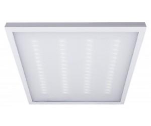 Панель светодиодная PPL-595/U Prisma 36Вт 4000К 2900Лм 595*595*19мм Jazzway