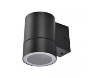 Светильник фасадн. Ecola под лампу 1*GX53 IP65 черный  FB53C1ECH