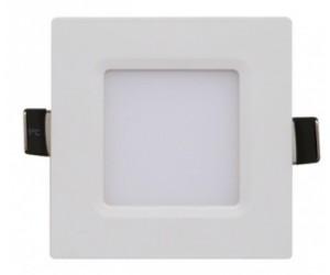 Светильник светодиодный SLP-eco  3Вт 4000К 210Лм Квадрат IN HOME