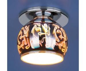 Светильник точечный EL 1102 G9 SL зеркальный (571994)