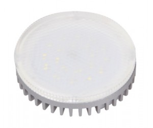 Лампа светодиодная PLED GX53 12Вт 5000К Jazzway (62815)