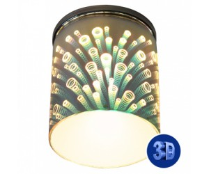 Светильник точечный 3D-DL 40G9-SQ