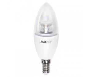 Лампа светодиодная PLED-DIM C37 7 Вт Е14 3000К 540Лм JazzWay