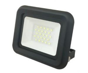 Прожектор светодиодный PFL-C  10Вт 6500К IP65 Jazzway