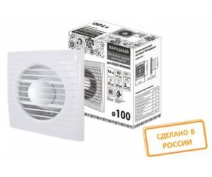 Вентилятор бытовой настенный 100 Народный (303306)