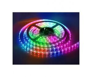 Лента светодиодная Navigator 71446 5050/60 14,4Вт/м 12В IP20 RGB