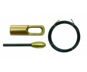 Протяжка кабельная 5м перлонов d=3мм (691530)
