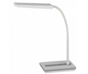 Настольная лампа LED 446-9W-W бел. ERA