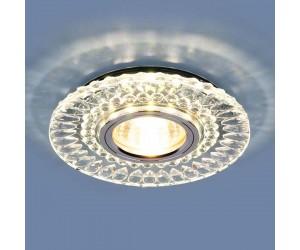 Светильник точечный EL 2197 MR16 CL/SL прозрачн.