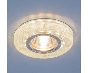 Светильник точечный EL 2191 MR16 CL/BL прозрачн.