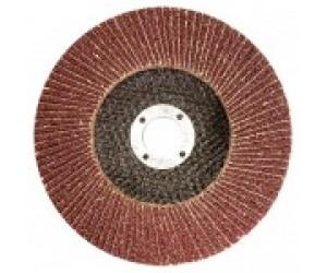 Круг лепестковый торцевой P120(10H) 125x22.2мм (74014)