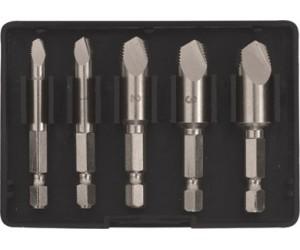 Экстракторы для болтов и шпилек усиленные Профи 5шт. FIT (36437)