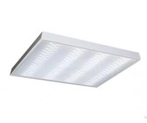 Панель светодиодная LPU-Призма 40Вт 230В 6500К 595х595х19мм Белая IP40 NEOX