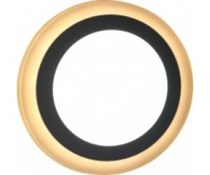 Светильник светодиодный Круг LED 2CLR 16Вт 3000-6500К LEEK