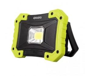 Прожектор-фонарь ФАZА Accu F5-L5W-gn чер.-зел. аккум.