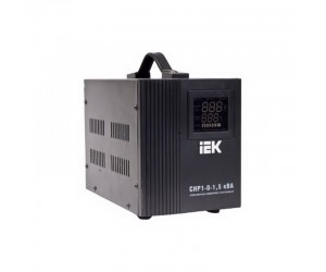 Стабилизатор одноф. CHP1-0-1.5 кВа ИЭК