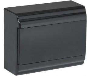 Бокс ЩРН-П-12 модулей навесной пластик.(черный) PRIME IP41 IEK