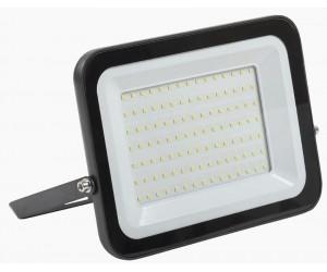 Прожектор светодиодный СДО-6 100Вт 6500К  чер. IP65 IEK