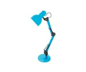 Настольная лампа KD-815 С13 голубой 230V 5W 4000К Camelion