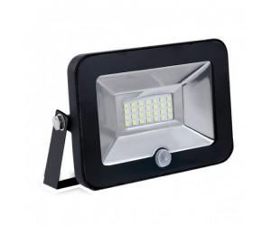 Прожектор светодиодный СДО-5Д  10Вт 6500К 750Лм IP65 230В датч. движ. ASD