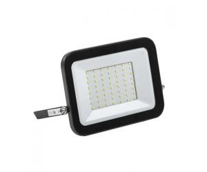 Прожектор светодиодный СДО-6 70Вт 6500К  чер. IP65 IEK