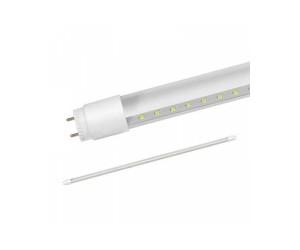 Лампа светодиодная LED-T8-П-PRO 20Вт 230В G13 6500K (прозрач)  IN HOME